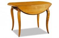 Table a volets en merisier Louis XV