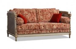 chaise louis xvi m daillon cuir meubles hummel. Black Bedroom Furniture Sets. Home Design Ideas