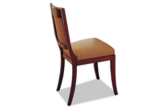 chaise directoire avec tissu meubles hummel. Black Bedroom Furniture Sets. Home Design Ideas