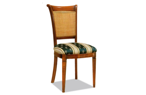 chaise directoire cann e ou tissu meubles hummel. Black Bedroom Furniture Sets. Home Design Ideas