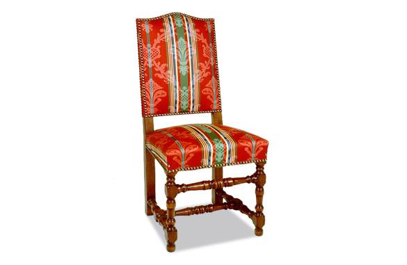 Chaise louis xiii meubles hummel for Bureau louis 13 prix