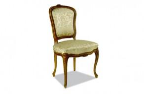 Chaise Louis XV fleur