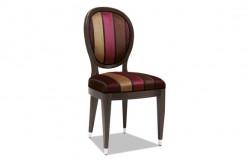 Chaise louis xvi m daillon cuir meubles hummel - Chaise medaillon moderne ...