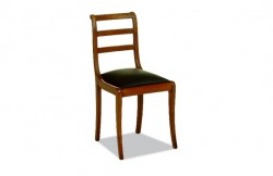 Chaise Louis Philippe barrettes