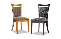 Chaise merisier