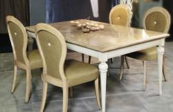 Chaise louis philippe assise tissu ou cann e meubles hummel - Chaise medaillon moderne ...