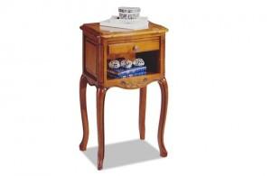 Chevet tiroir Louis XV copia
