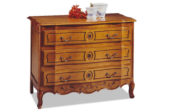 commode merisier louis xv copia meubles hummel. Black Bedroom Furniture Sets. Home Design Ideas