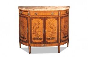 Meubles divers meubles hummel - Meuble demi lune bois ...