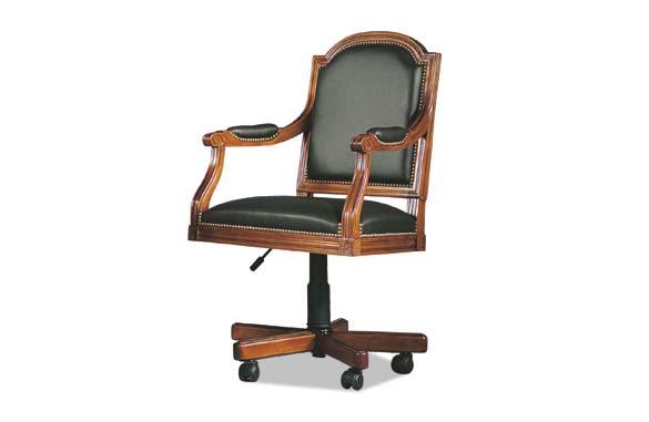 Fauteuil de bureau louis xvi meubles hummel - Fauteuil de bureau a roulettes ...