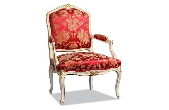 Chaise Et Fauteuil Louis XV Meubles Hummel - Fauteuil louis 15