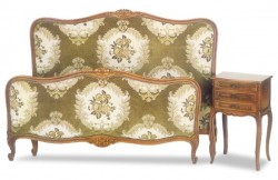Lit Louis XV droit copia