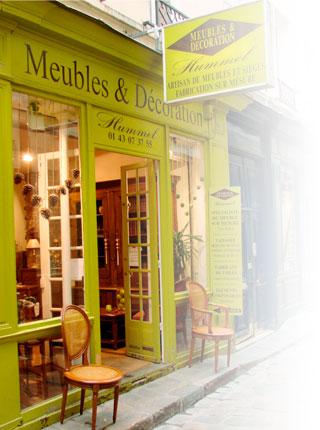 Meubles & Décoration Hummel