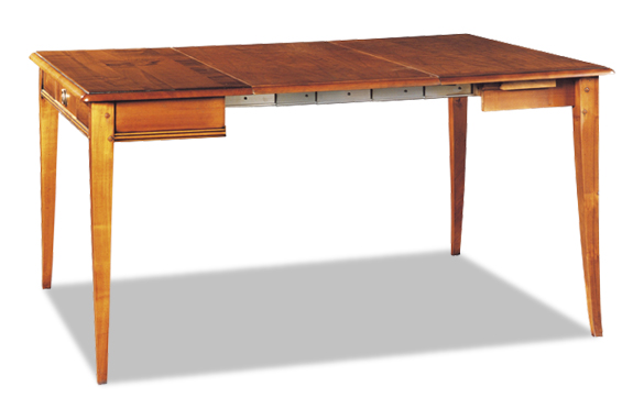 Table console extensible meubles hummel for Table extensible console