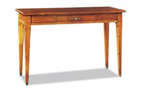 Table console extensible merisier directoire