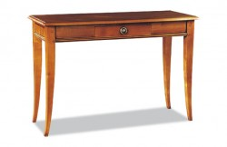 Table console extensible merisier ou chêne