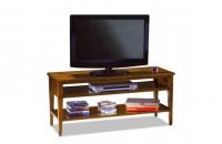 Table de télévision en merisier