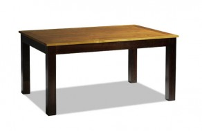 Table rectangulaire moderne avec allonges
