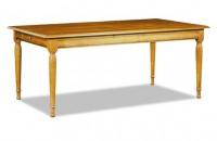 Table rectangulaire merisier ou chêne