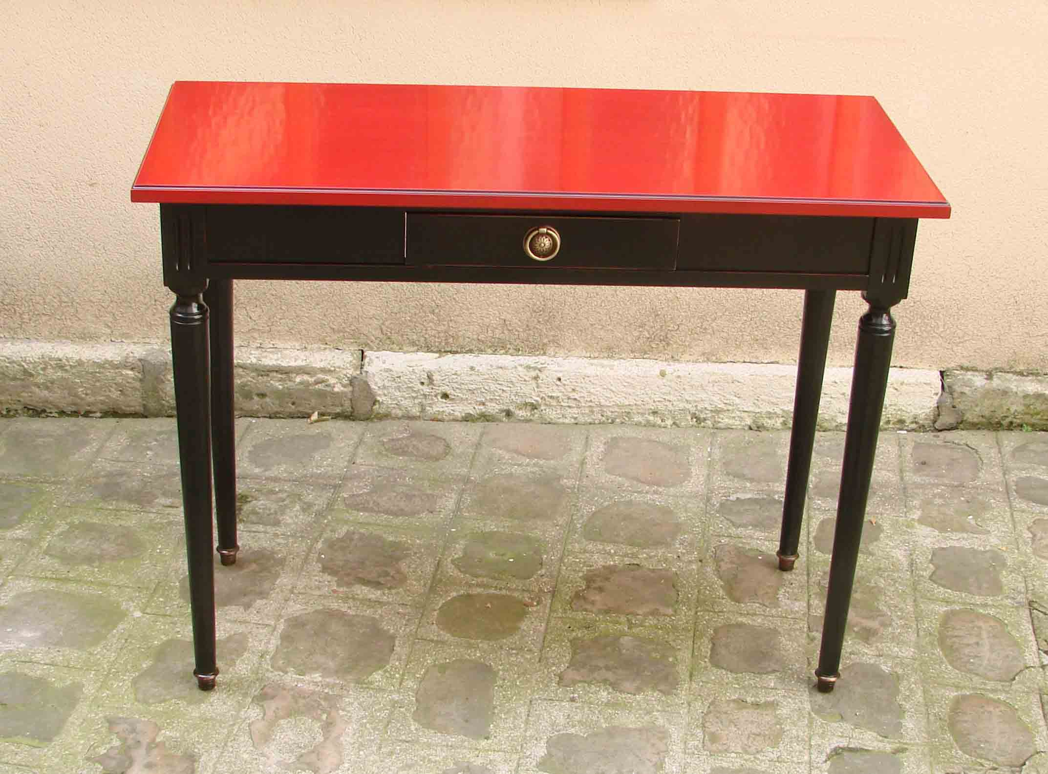 Tables console extensible meubles hummel - Table console extensible occasion ...