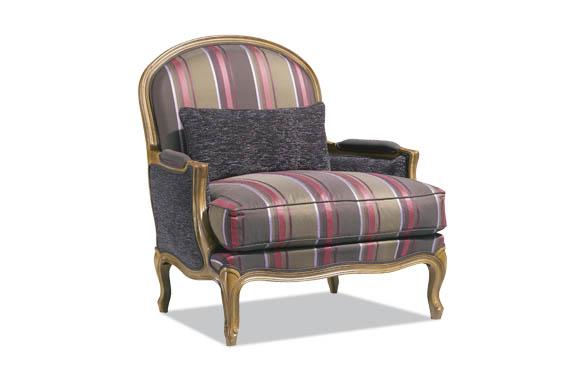 Bergère Louis XV confortable