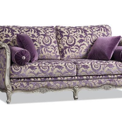 Canapé Louis XV lit de repos