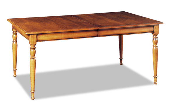 Table rectangulaire au style Louis Philippe