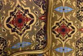 La chaise Tassanari par Lelièvre et Meubles Hummel