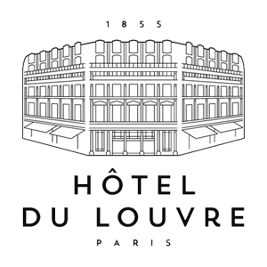 Hotel du louvre logo